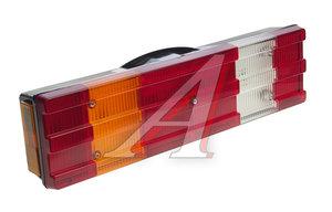 Фонарь задний MERCEDES Actros левый (525х140мм) АМР разъем сбоку DEPO 440-1941L-LD-WE, 0254L /83840588, A0015406270