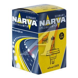 Лампа 12V H4 130/100W P43t Rally NARVA 48954CP, N-48954
