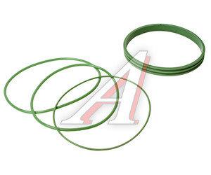 Кольцо ЯМЗ-7511 гильзы уплотнительное комплект силикон (4 поз./4 дет.) 236-1002023/24/40/150-155, СТР 7511-1002001-02 РК, 236-1002023