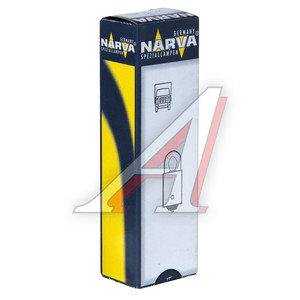 Лампа 24V 2W BA9s NARVA 17063, N-17063, А24-2