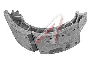 Колодки тормозные ЗИЛ-130,4331 задние алюминиевые (1шт.) 130-3502090-15, 130-3502090-Б4