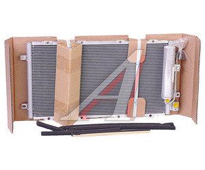 Радиатор кондиционера ВАЗ-2190 в сборе LUZAR 2190-8112010, LRAC 0190