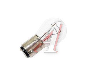 Лампа 24V P21/5W BAY15d двухконтактная PHILIPS 13499CP, P-13499, А24-21+5