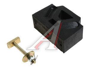 Подушка ЗИЛ-5301 опоры двигателя задняя в сборе 431900-1001050