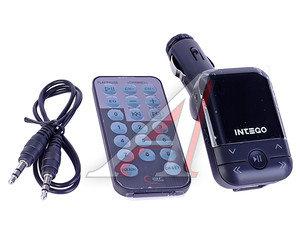 Модулятор FM плеер MP3 INTEGO FM-110 INTEGO FM-110, FM-110