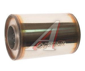 Искрогаситель универсальный L=150мм (внешн.d=100мм, внутр.d=54мм) круглый с диффузором FORTLUFT 10015054