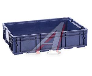Ящик полимерный многооборотный 594х396х147мм синий IPLAST 12.504.61