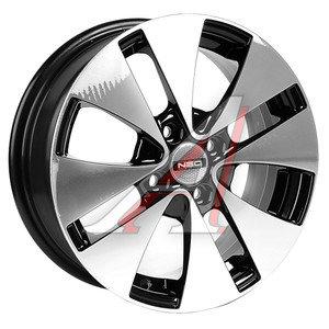 Диск колесный литой HYUNDAI Solaris KIA Rio (11-) R15 BD NEO 531 4x100 ЕТ48 D-54,1