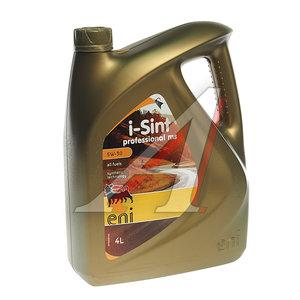Масло моторное MS 5W30 синт.4л EN 102192, ENI SAE5W30