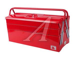 Ящик для инструмента 495x290x200мм металлический BIG RED TB122B