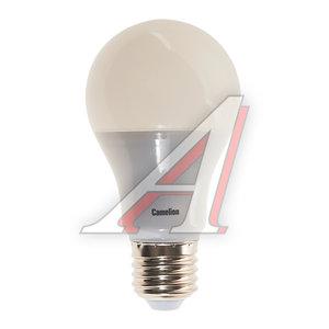 Лампа светодиодная E27 A60 10W (75W) холодный CAMELION Camelion LED10-A60/845/E27, 11284