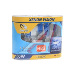 Лампа 12V HB3 55W бокс (2шт.) Xenon Vision CLEARLIGHT ML9005XV