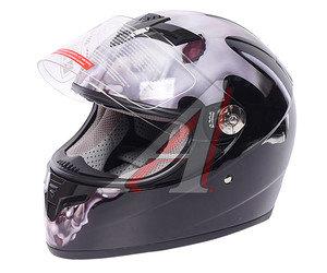 Шлем мото (интеграл) MICHIRU МОНСТР L MI 105 L, 4650064232921