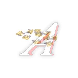 Предохранитель 20A флажковый MINI Low Profile комплект (10шт.) KORTEX KFL20A10