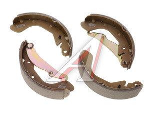 Колодки тормозные CHEVROLET Lanos (97-) задние барабанные (4шт.) DAEWOO 96226110, GS8543