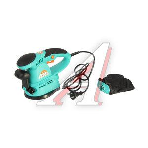 Машина шлифовальная эксцентриковая 550Вт 125мм 6000-13000об/мин. (пылесборник) STURM OS8155R