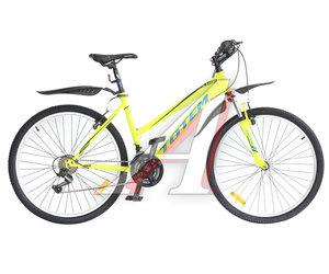 """Велосипед 26"""" 21-ск. лайм LUDI TOTEM T15B213 LADY A, T15B213 LADY"""