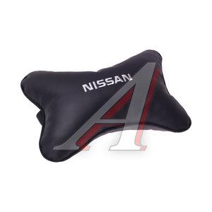 Подушка на подголовник NISSAN экокожа М5, 2000055786759