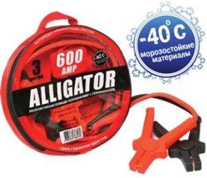 Провода для прикуривания 600A 3.0м ALLIGATOR ALLIGATOR BC-600, BC-600