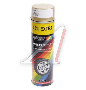 Краска для дисков золотистая 500мл MOTIP MOTIP 4008, 04008IG