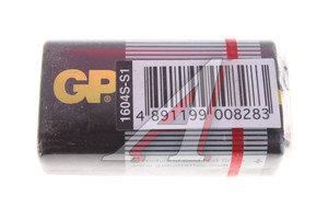 Батарейка KRONA 6F22 9V термопленка (1шт.) Saline Supercell GP GP-1604S