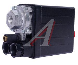 """Регулятор давления компрессора электрический однофазный 1/4"""" внешняя резьба FUBAG FUBAG 210001, 210001"""