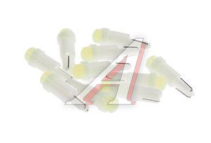 Лампа светодиодная 12V T5 W2x4.6d COB White MEGA ELECTRIC 05012W, ME-05012W