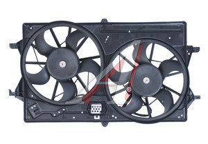 Вентилятор FORD Focus (98-04) охлаждения электрический NISSENS 85214, 1061258/1069390/1073160/1355712