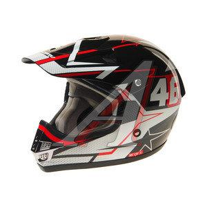 Шлем мото (кросс) MICHIRU Arena Star MC 130 M, 4680329007742