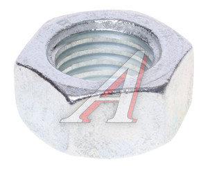 Гайка М24х3.0х21.5 шестигранная оцинкованная DIN934
