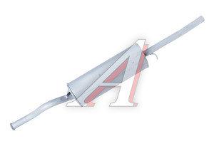 Глушитель ВАЗ-2110 Баксан 2110-1201005, 2110-1200010