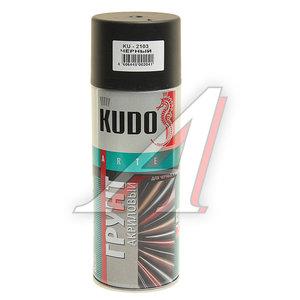 Грунт черный акриловый 520мл KUDO KUDO KU-2103, KU-2103
