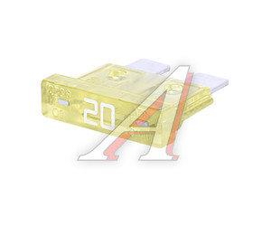 Предохранитель флажковый 20А FLOSSER Flosser 214820(204820)