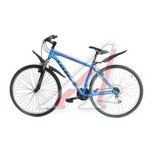 """Велосипед 29"""" 21-ск. синий LUDI TOTEM T15B213-29ER A, T15B213-29ER"""