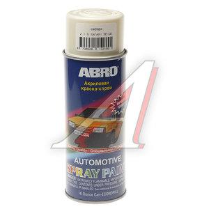 Краска сафари аэрозоль 473мл ABRO 215 ABRO, Л0215