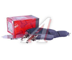 Колодки тормозные SUBARU Legacy,Outbak,Tribeca (03-) (2.0/3.6) передние (4шт.)TRW GDB3372, 26296-XA010