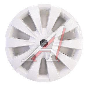 Колпак колеса R-13 белый комплект 4шт. ОКТАВА ОКТАВА бл R-13