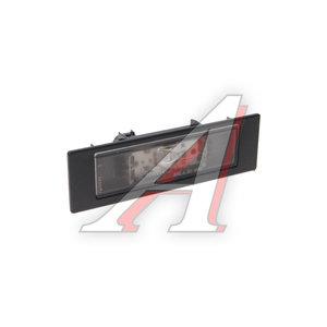 Фонарь освещения знака номерного BMW 1 (E87) левый/правый OE 63267193294