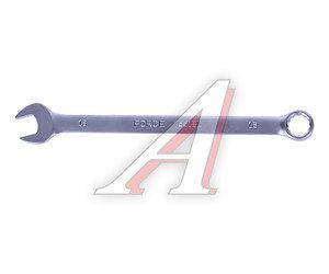 Ключ комбинированный 18мм 12-ти гранный прямой удлиненный FORCE F-75518L