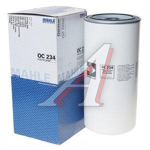 Фильтр масляный DAF 85,95,F2900,3200 MAHLE OC234, OC234/W131453, 267714