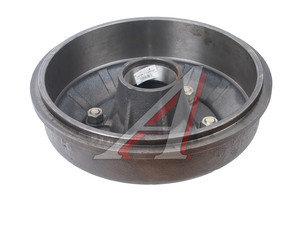 Ступица ГАЗ-3307,3309 передняя правая с барабаном и подшипником в сборе под АБС (ОАО ГАЗ) 3309-3103006