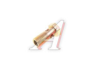 Болт-штуцер М10х1.0х21 МАЗ крепления трубки дренажной к ТНВД ЯМЗ СМ 310122-П29, СМ310122-П29