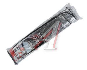 Шторка автомобильная солнцезащитная на лобовое стекло 146х68см Double Bubble AVS A80723S, AVS-108F