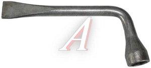 Ключ баллонный Г-образный 19мм L=170мм с лопаткой ЛИИНЗ г.Чебоксары ЛИИНЗ КБГ19, 11305