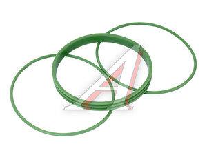 Кольцо ЯМЗ гильзы уплотнительное комплект силикон (3 поз./3 дет.) СТРОЙМАШ 236-1002023/24/40, СТР 236-1004003 РК, 236-1002023