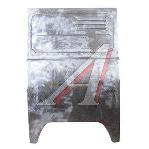 Боковина кузова УАЗ-3741,452 левая задняя без окна (ОАО УАЗ) 451-5401075-10, 0451-00-5401075-10