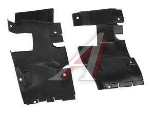 Экран ВАЗ-2110 грязезащитный комплект 2шт. 2110-8403622/23, 2110-8403622