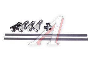 Багажник RENAULT Logan,Sandero прямоугольный сталь комплект АТЛАНТ 30.8908
