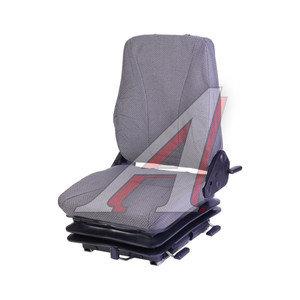Сиденье МАЗ водителя в сборе (под пневмопривод) (ОЗАА) 6430-6800010