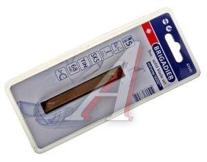 Лезвие для ножа сегментированное 9мм 5шт. EXTREMA BRIGADIER 63345